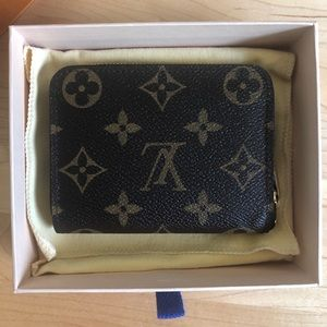 Louis Vuitton Bags - Louis Vuitton Zippy Coin Purse Limited Edition